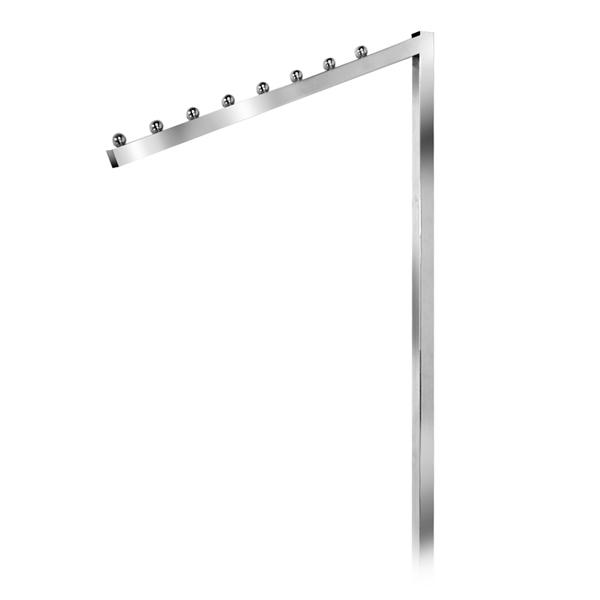 Slant Arm Replacement- Square Tubing