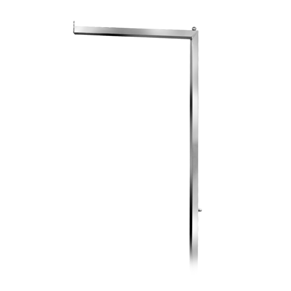 Square Tubing 16″ Straight Arm Replacement