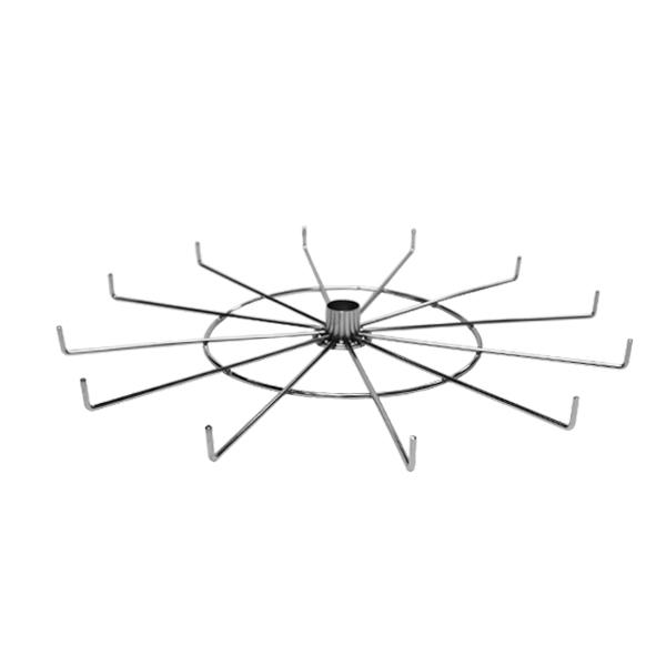 12 Hook, 18″ Spinner