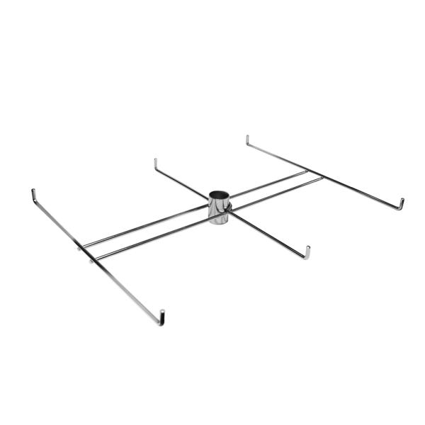 6-Hook Square Spinner