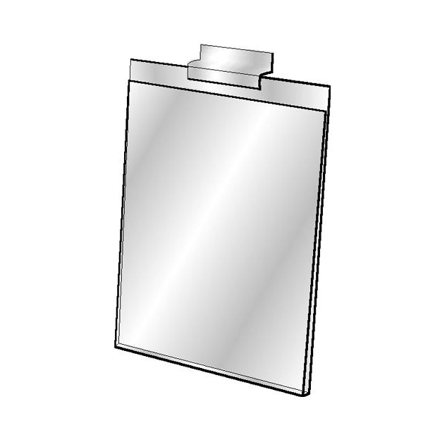 Slatwall Acrylic Frame