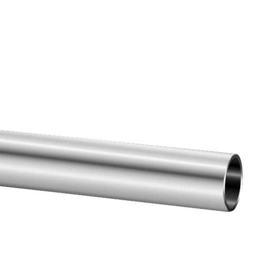 12' Chrome Tubing 1 1/4 inch