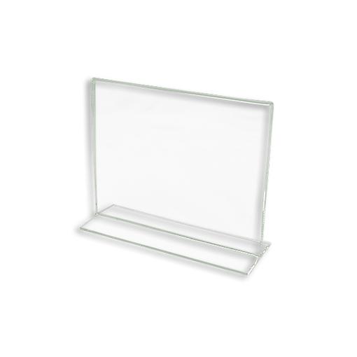 5 1/2″ x 7″ Bottom Loading Acrylic Cardholder