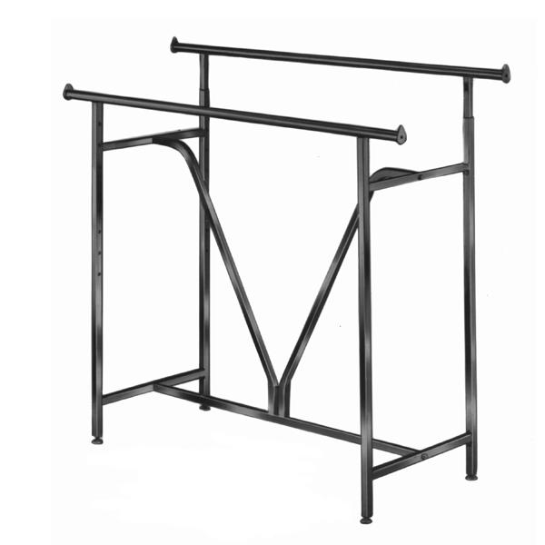 """Extra Heavy """"V"""" Construction Double Rack"""