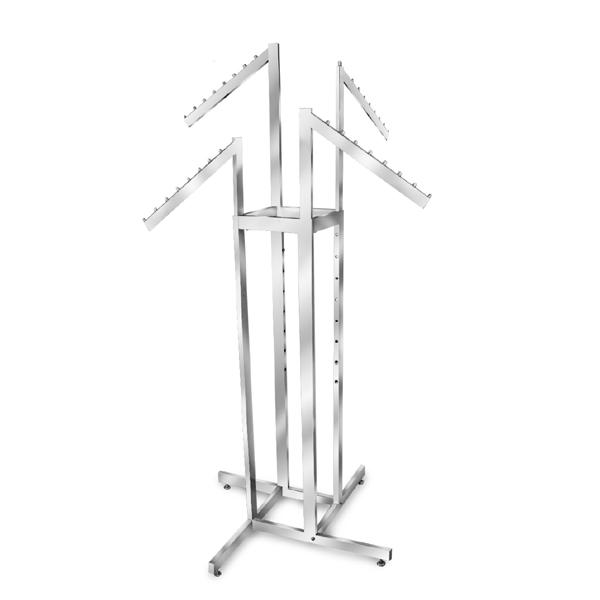 4 Way Adjustable Rack- 4 Slant Arms