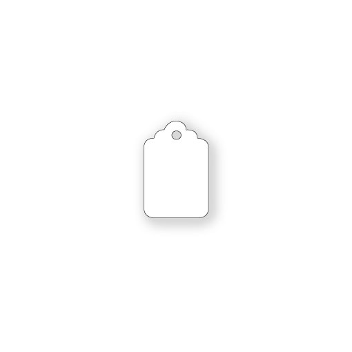 #2 Merchandise Tags