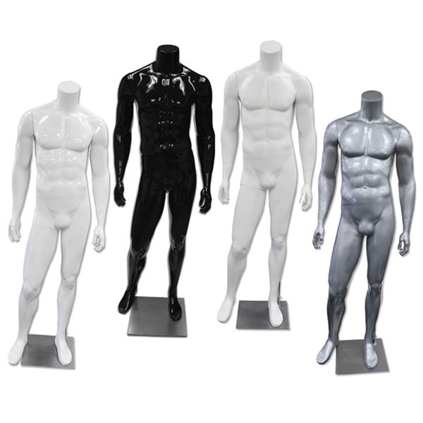 Male Headless Mannequins