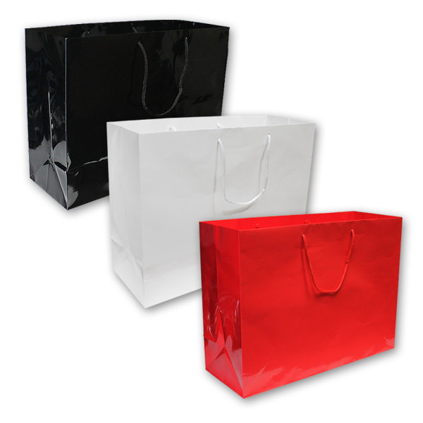 Glossy Euro-Tote Vogue Bags