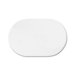 Acme Display's White Leatherette Pad #AL3513LW