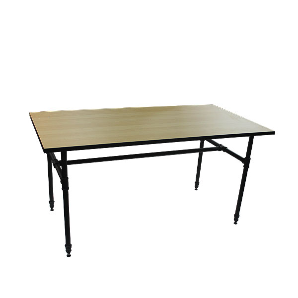 Pipe Style Large Table