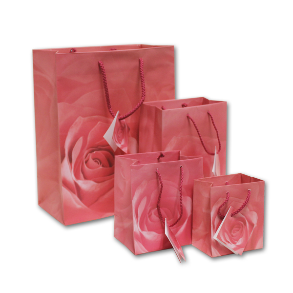 Rose Jewelry Euro-Tote Bags
