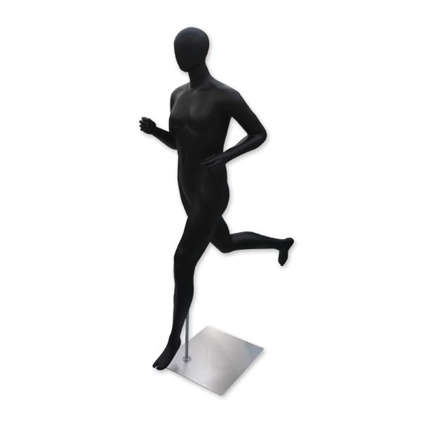 Running Female Mannequin
