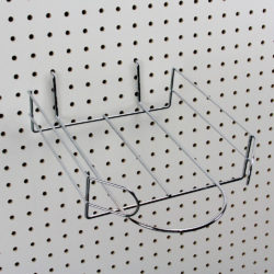 Pegboard Baseball Cap Display
