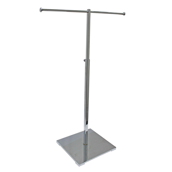 """""""T"""" Shaped Adjustable Jewelry Stand"""