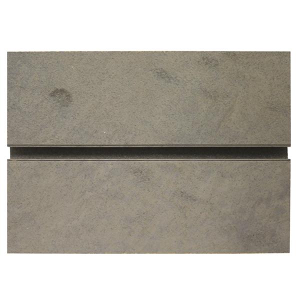 Natural Cement Slatwall
