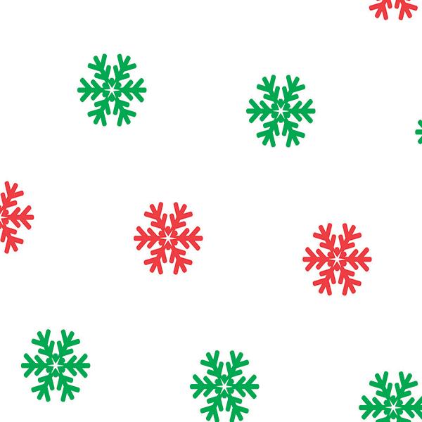 Christmas Greeting Tissue