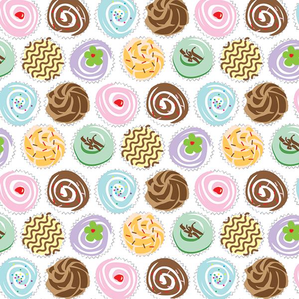 Cupcakes Tissue