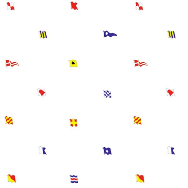 Signal Flags Tissue