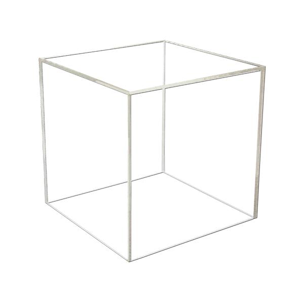 10″ – 5 Sided Acrylic Cube/Bin