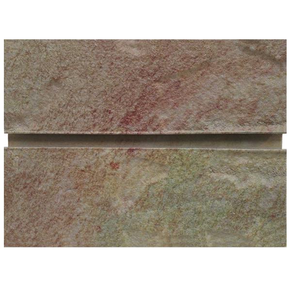 Oxidized Slate Slatwall