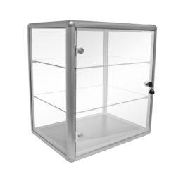 Aluminum Framed Counter Cases