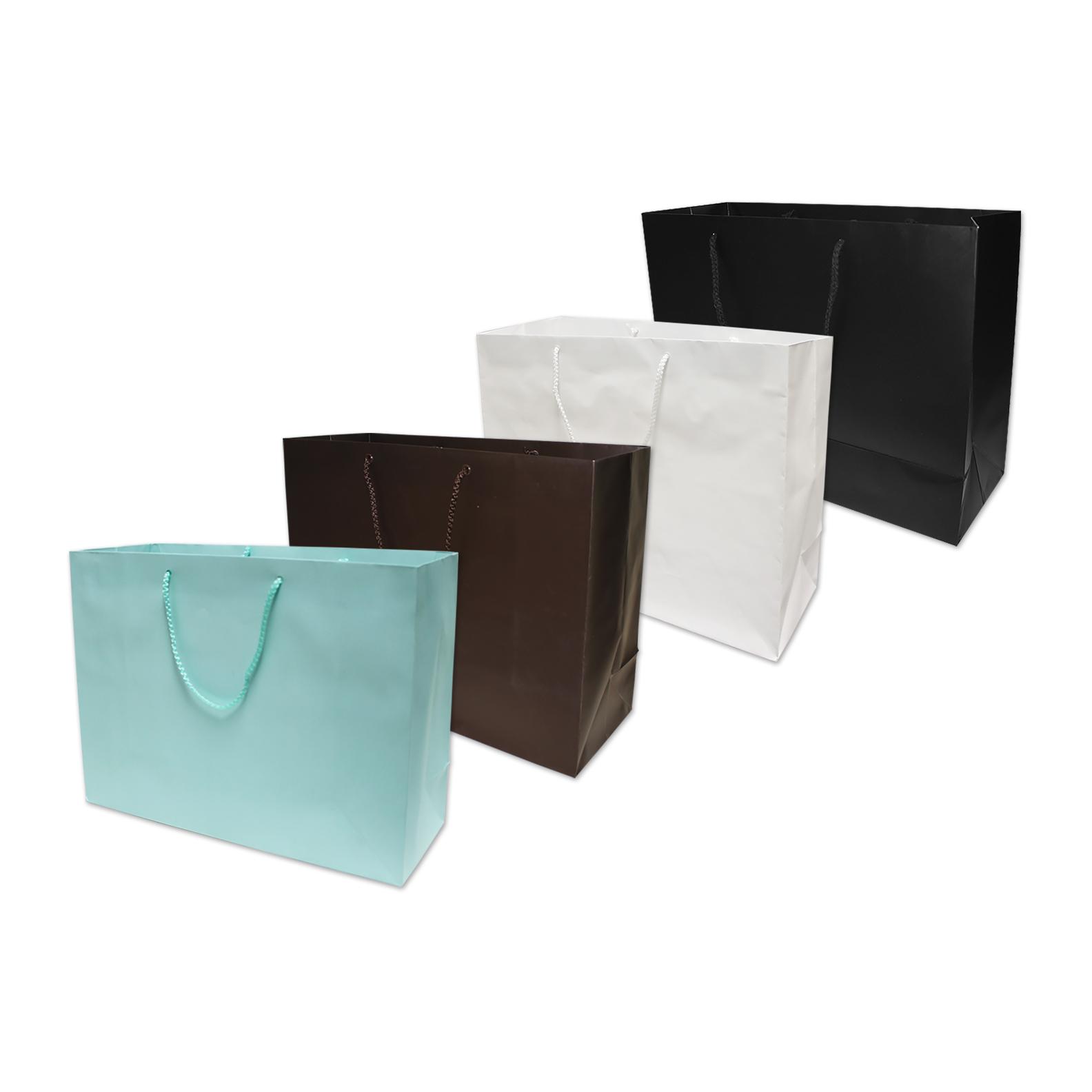 Matte Euro-Tote Vogue Bags