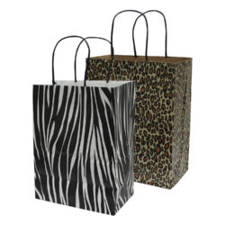 Leopard and Zebra Bags