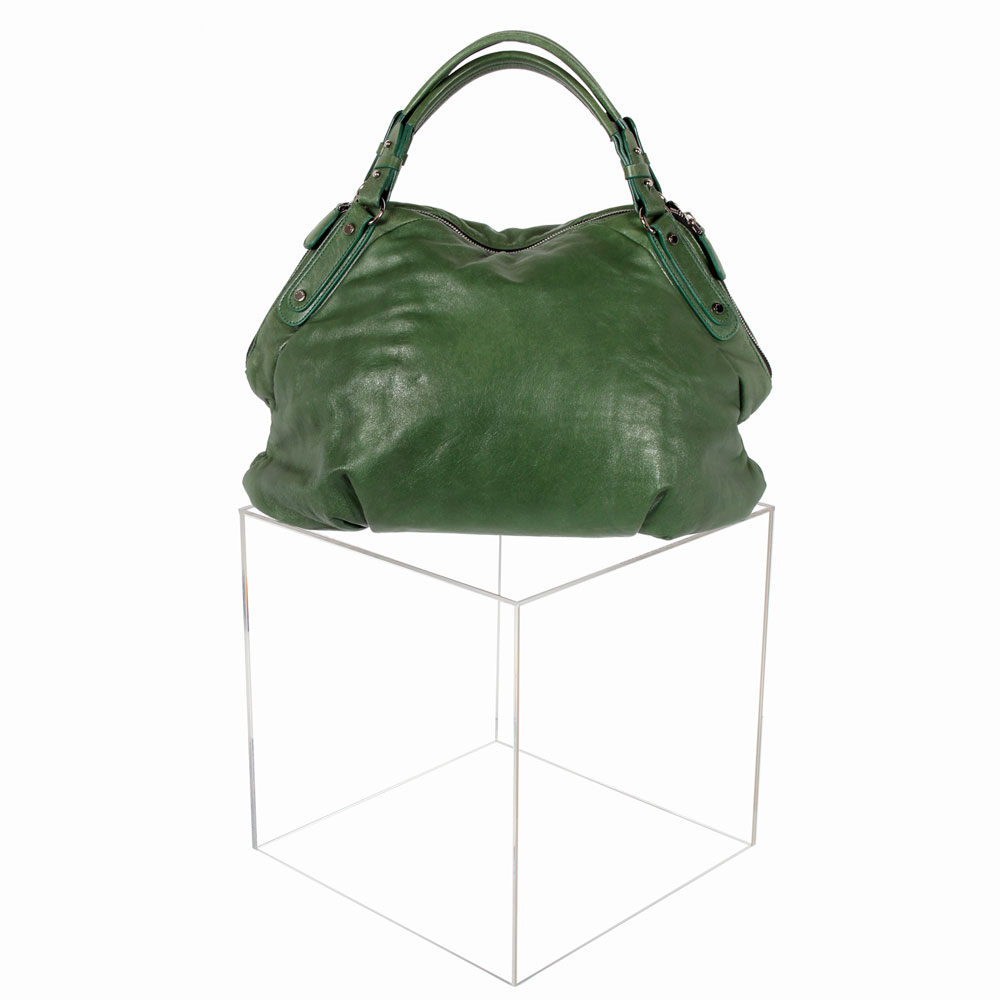 12″ – 5 Sided Acrylic Cube/Bin