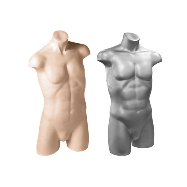 Male Athletic Torso Form