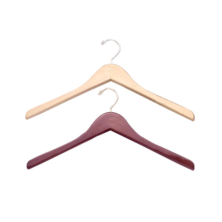 17″ Wood Jacket Hanger – H700 Series