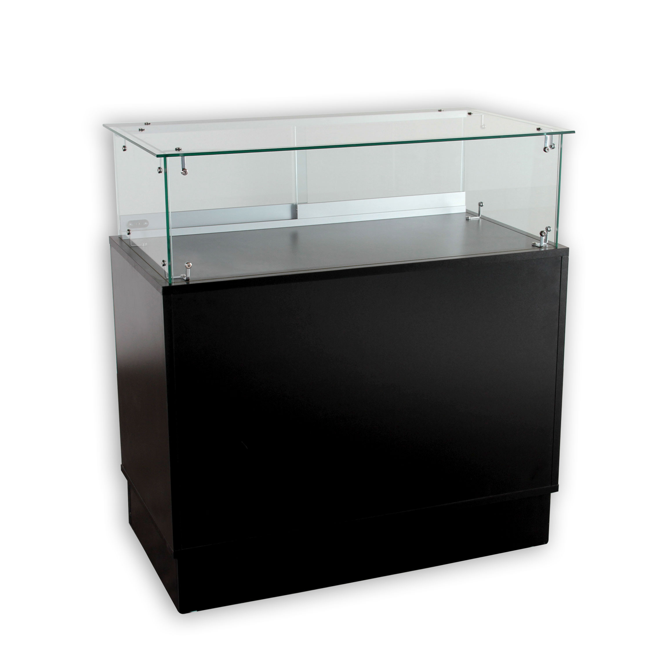 Frameless Jewelry Case with Lock