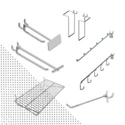Pegboard Hooks & Accessories