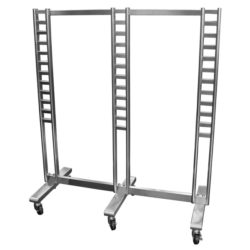Satin Nickel Ladder System