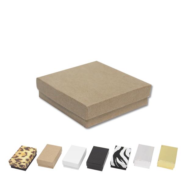 3 1/2″ x 3 1/2″ x 1″ Jewelry Box