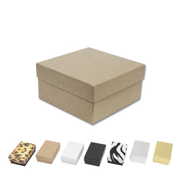 3 3/4″ x 3 3/4″ x 2″ Jewelry Box