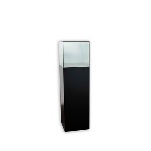Frameless Pedestal Case – Medium