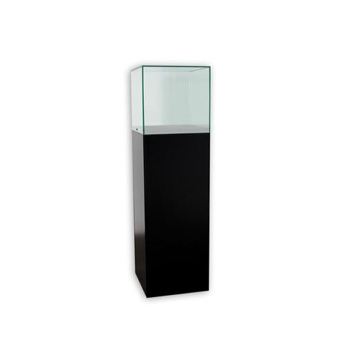 Frameless Pedestal Case – Large