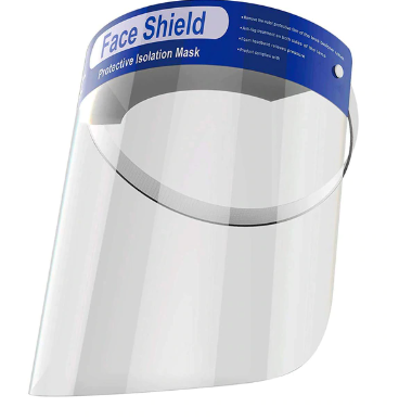 Safety Face Shield With Headband