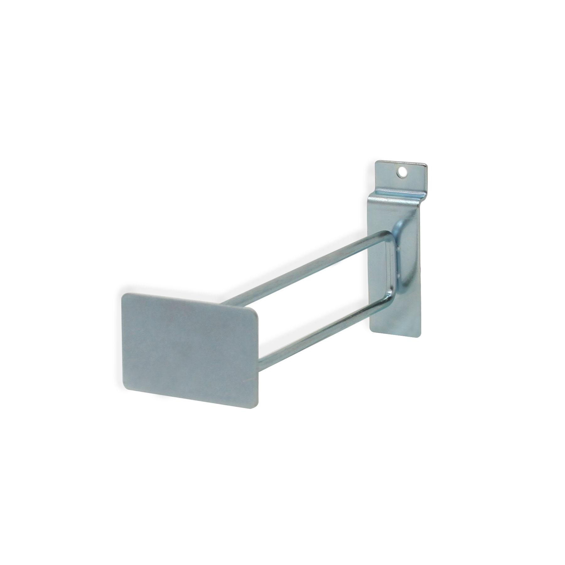 Slatwall Metal Plate Scanner Hook