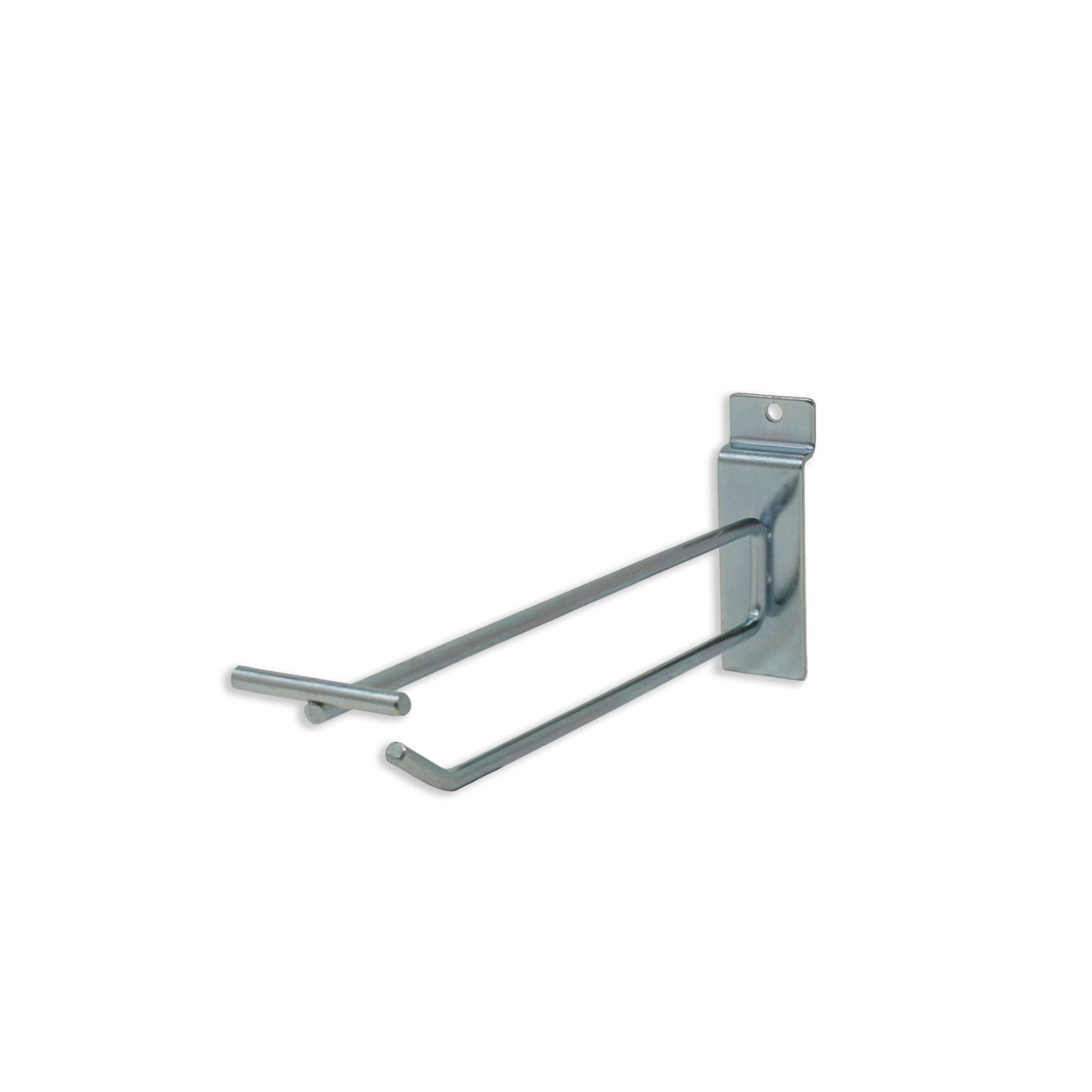Slatwall Flip-End Scanner Hook